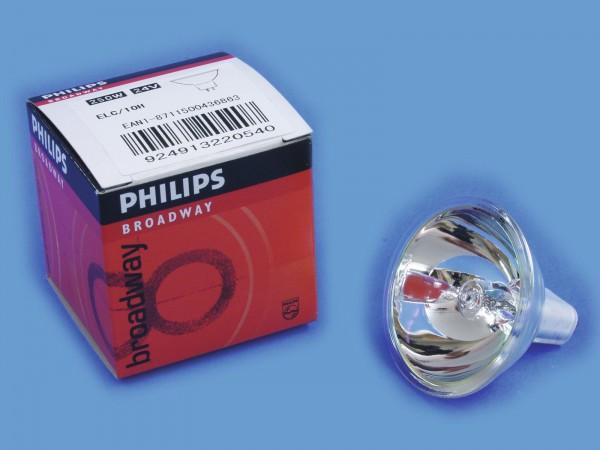 Philips ELC 24V/250W GX-5,3 1000h