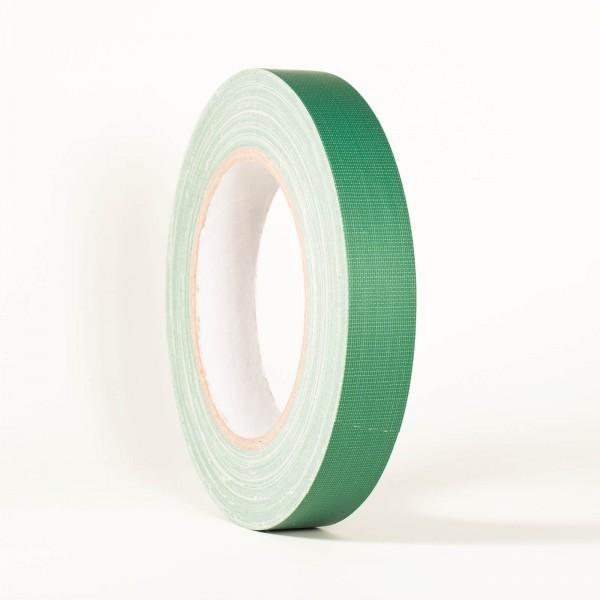Gewebeband, 19mm x 25m, matt grün