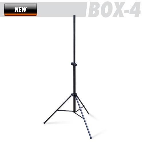 Athletic Lautsprecherstativ BOX-4, stahl
