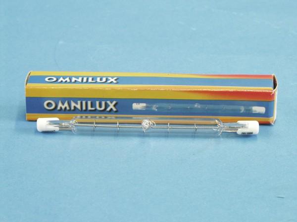 Omnilux 230V/1000W R7s 117mm 3200K