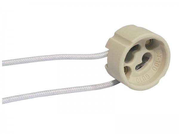 Sockel GU-10 (Kabel 15cm)