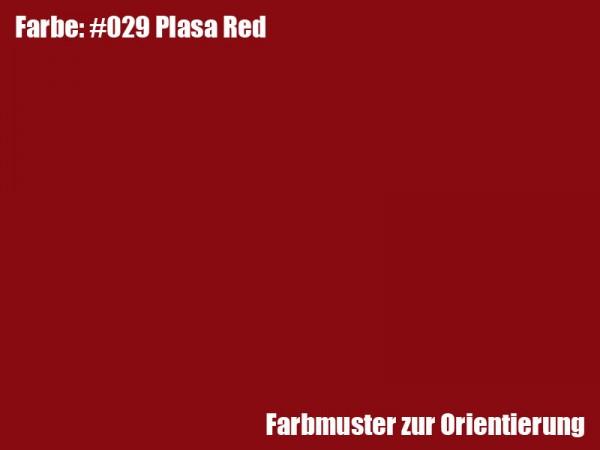 Rosco Farbfolie -Plasa Red #029