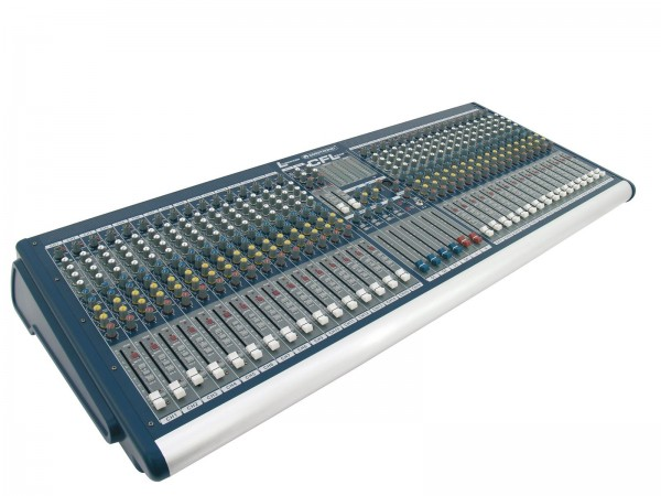 Omnitronic CFL-3242 Live-Mixer