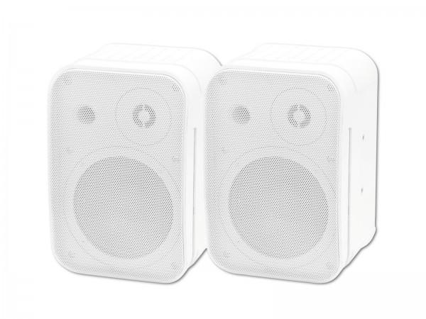 Omnitronic Control 1 weiß/Paar