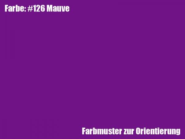Rosco Farbfolie -Mauve #126