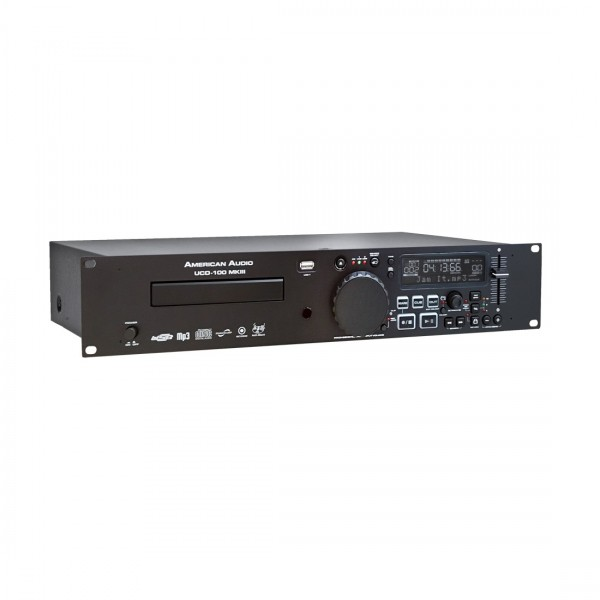 American Audio UCD100 MK III CD-Player
