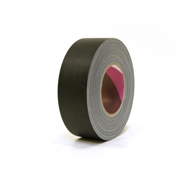 Gerband Gewebe-Klebeband matt schwarz 50mm x 50m