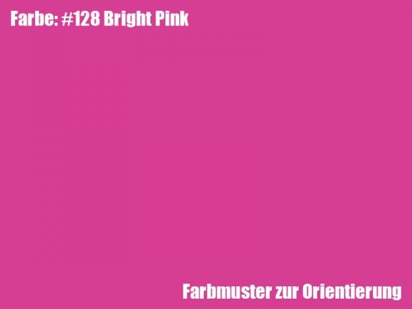 Rosco Farbfolie -Bright Pink #128