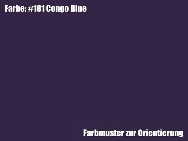 Rosco Farbfolie -Congo Blue #181