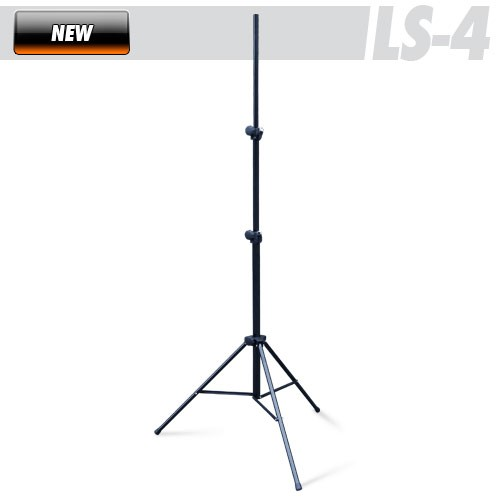 Athletic Lichtstativ LS-4 bis zu 3,2m Höhe, Stahl