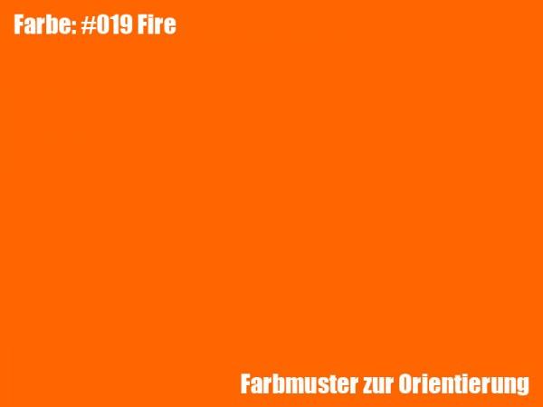 Rosco Farbfolie -Fire #019