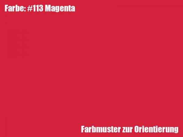 Rosco Farbfolie -Magenta #113