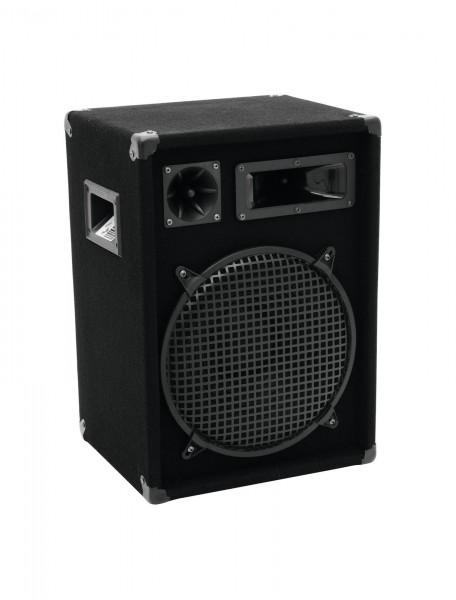 Omnitronic DX-1222 3-Wege Box, 600 W
