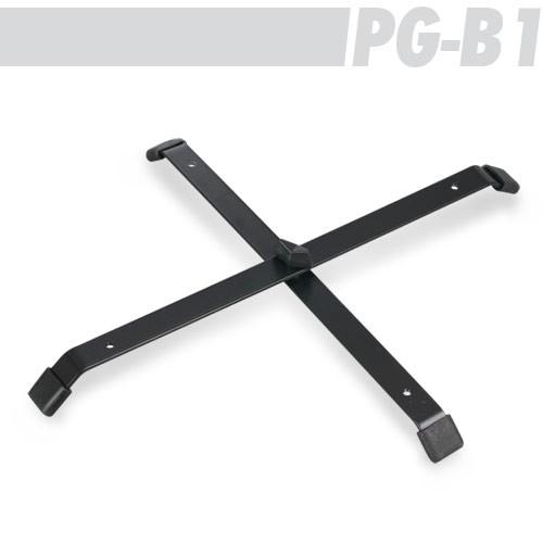 Athletic Kreuzfuß PG-B1 groß, Stahl