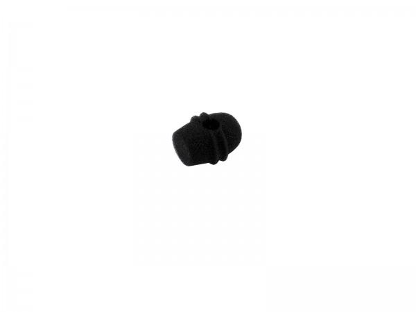 Mikrofon-Windschutz, schwarz, HS-1000