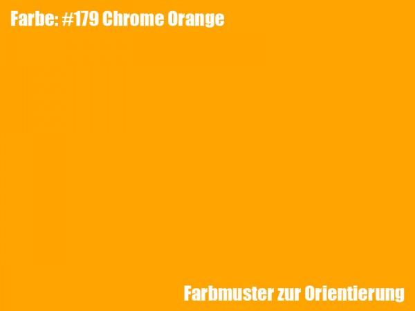 Rosco Farbfolie -Chrome Orange #179