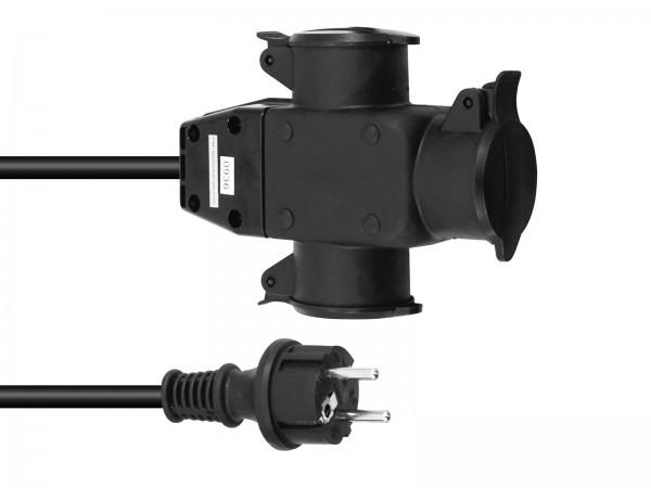 Verlängerungsl. ECVG-3 H07RNF 3G1,5 5m