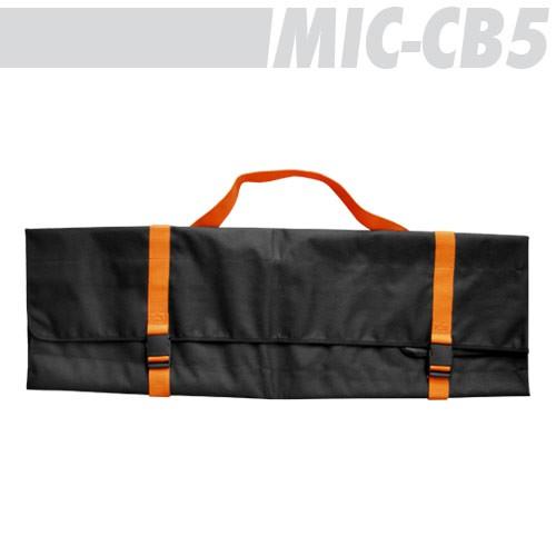Athletic Tasche für bis zu fünf Mikrofonstative MIC-CB5