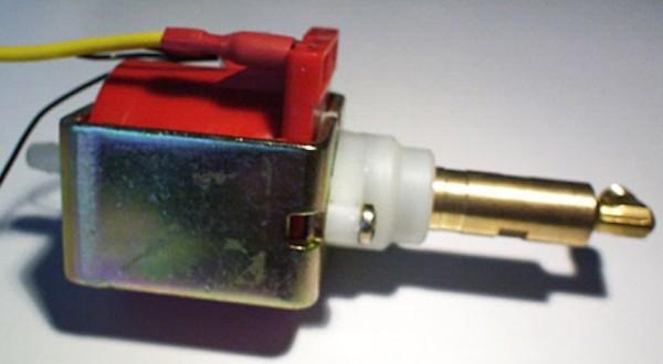 Smoke Factory Kolbenpumpe EX5