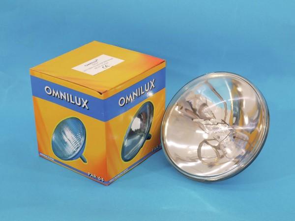 Omnilux PAR-64 240V/1000W GX16d VNSP300h H