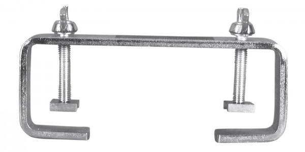 Eurolite TCH-50/20 C-Haken 20cm, silber