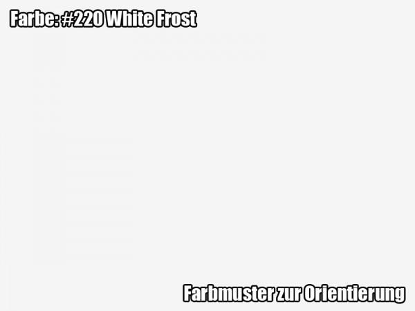 Rosco Farbfolie -White Frost #220