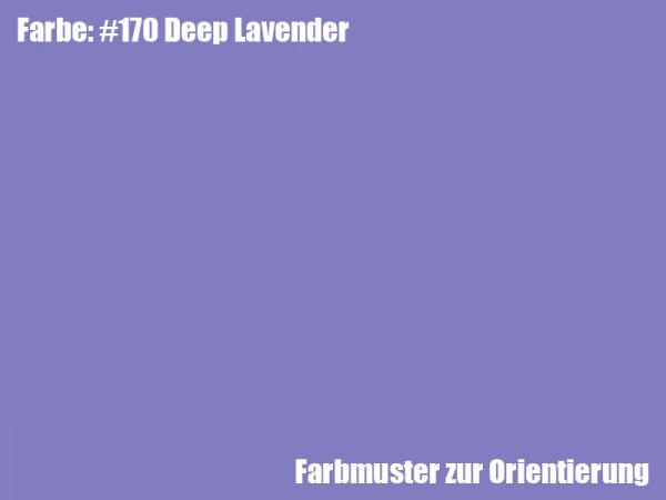 Rosco Farbfolie -Deep Lavender #170