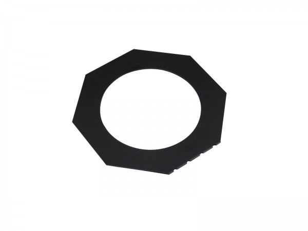 Farbfilterrahmen PAR-30 Spot, schwarz