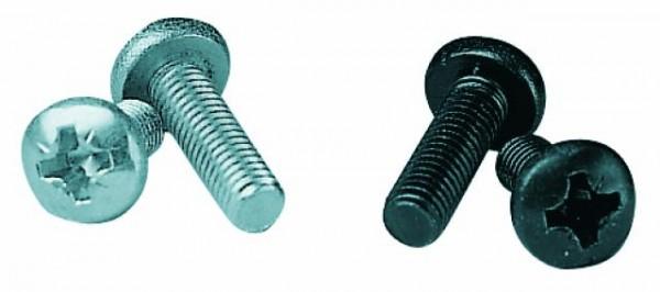Schraube M6 x 12 für Rackschienen