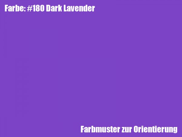 Rosco Farbfolie -Dark Lavender #180