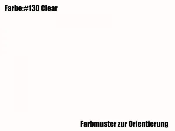 Rosco Farbfolie - Clear #130