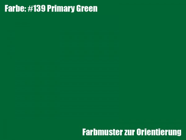 Rosco Farbfolie - Primary Green #139