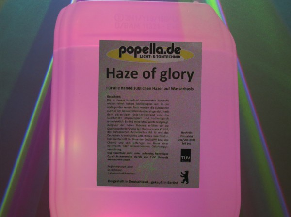 Haze of Glory Hazerfluid 5 Liter