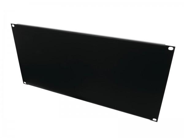 Frontplatte Z-19 U, Stahl, schwarz 5HE