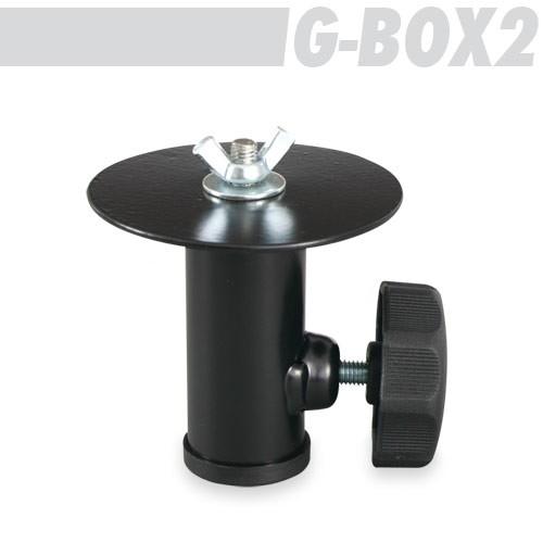 Athletic Stativadapter G-BOX2 für Lautsprecherstative