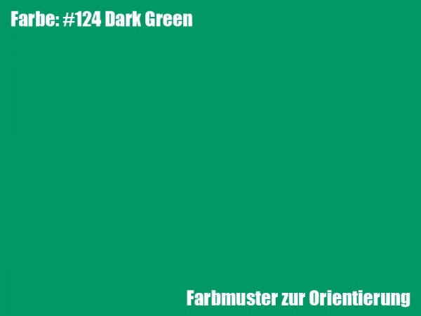 Rosco Farbfolie -Dark Green #124