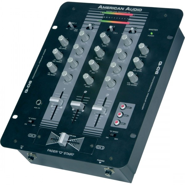 American Audio Q-D6 Mixer