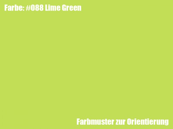 Rosco Farbfolie -Lime Green #088