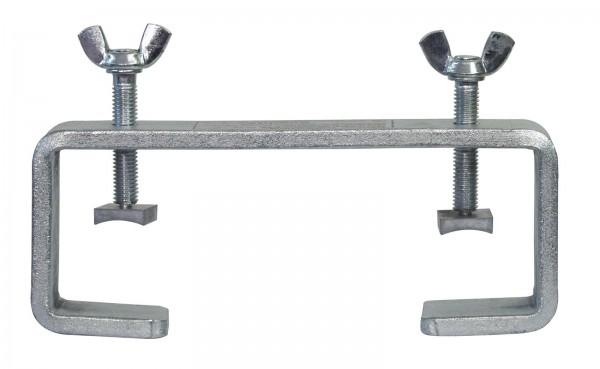 Eurolite TCH-50/20H C-Haken 20cm, silber
