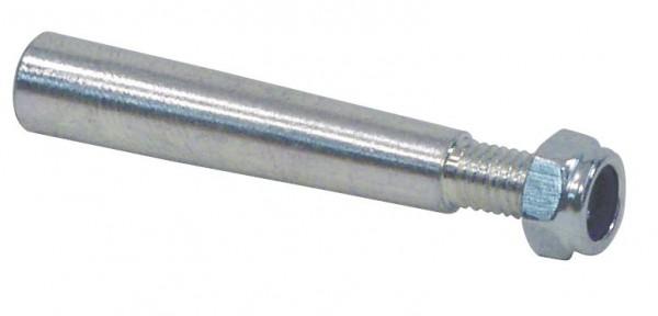 QUICK-LOCK Ersatz-Zapfen mit Mutter M8
